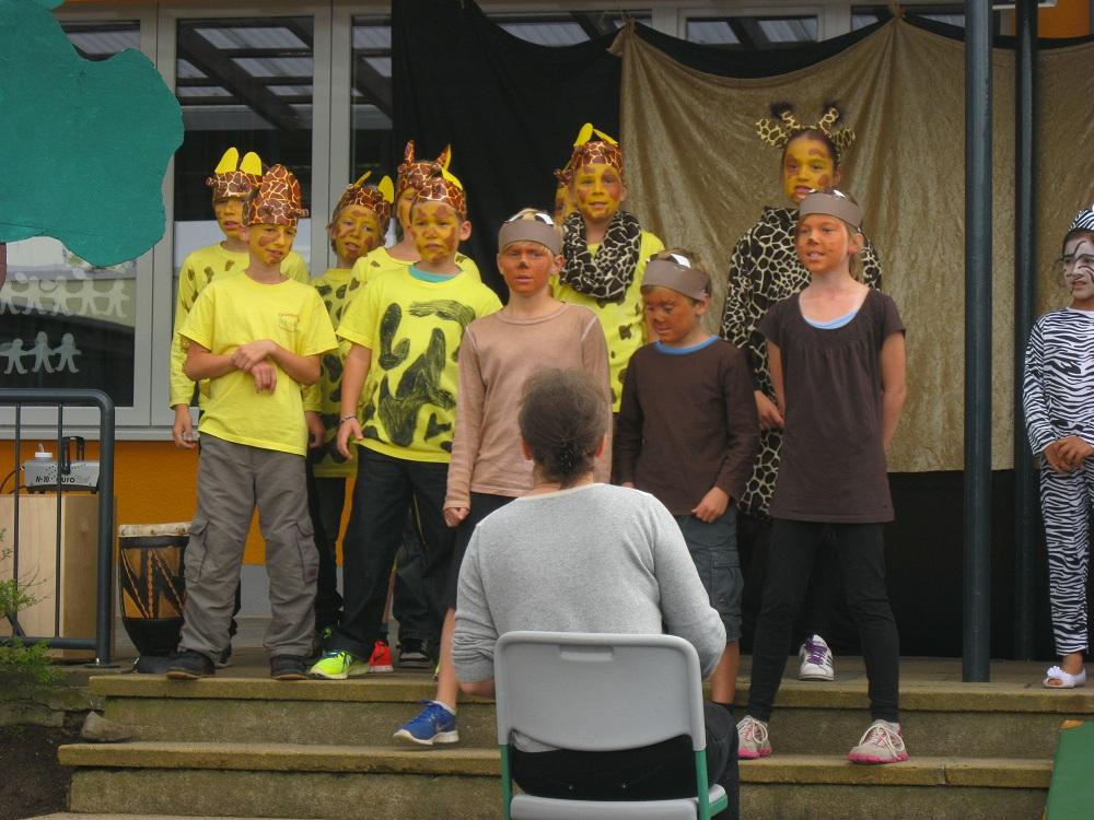 Musical-Vorführung 4a