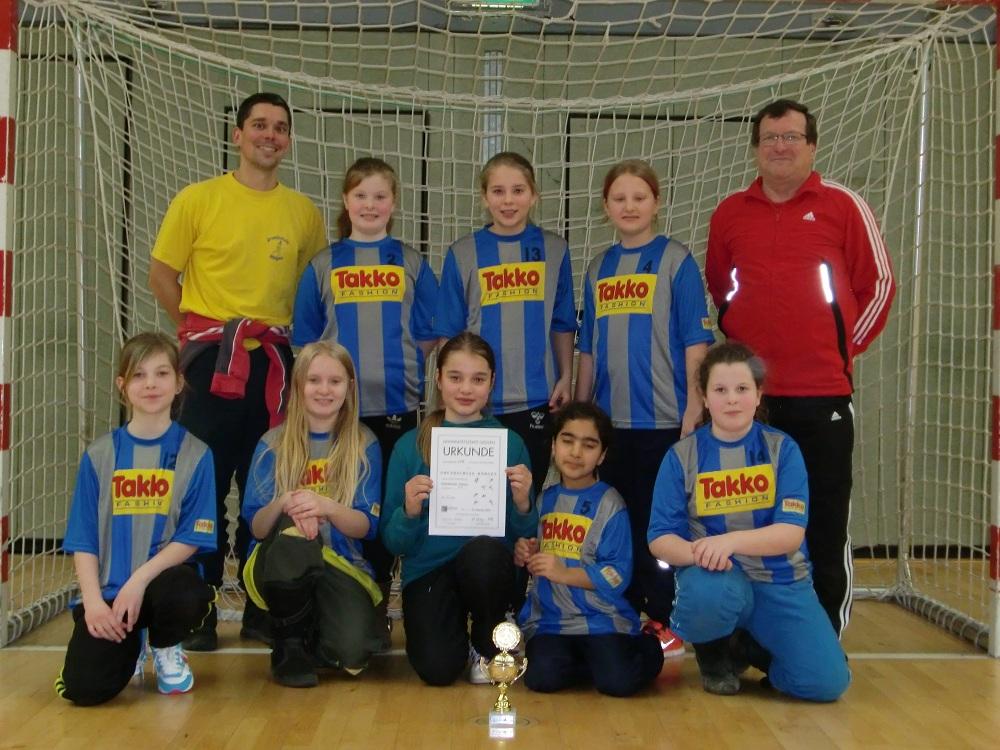 GS Rödgen Mädchenmannschaft